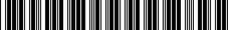 Barcode for 8423112130