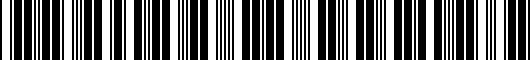 Barcode for PT53303000WC