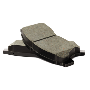 Disc Brake Pad Set (Front) image